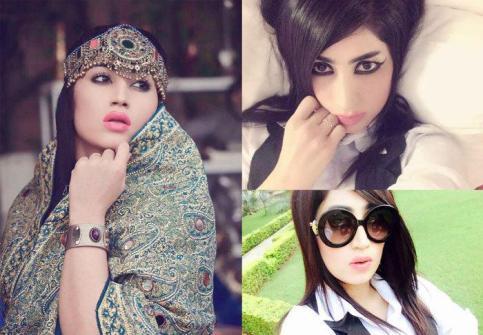قندیل بلوچ دختری که کیم کارداشیان پاکستان است
