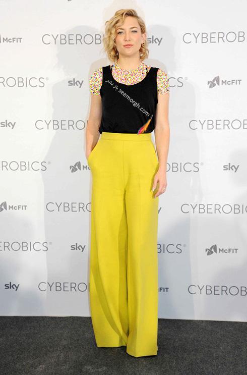 مدل لباس کیت هادسون kate hudson در 11 آوریل، هفته مد