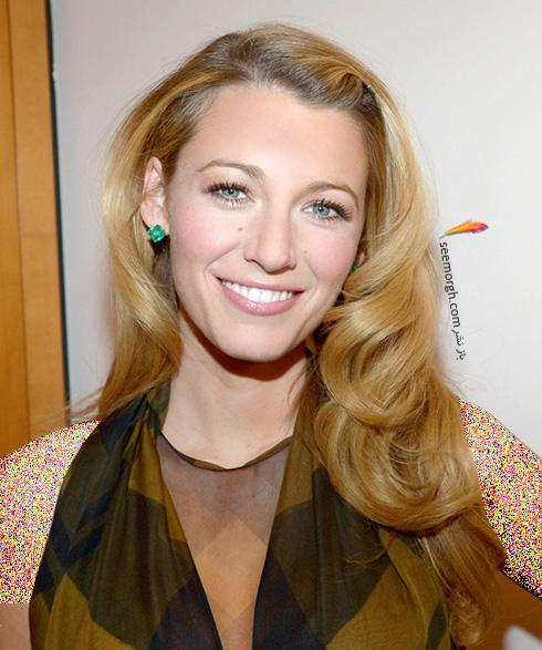 مدل مو باز برای تابستان 2016 به پیشنهاد بلیک لایولی Blake lively