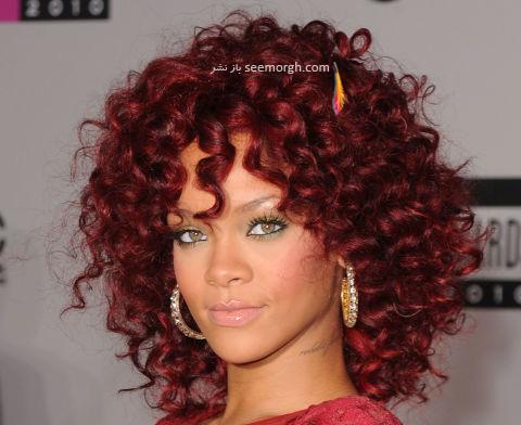 رنگ موی فانتزی برای تابستان 2016 - رنگ مو شماره 1