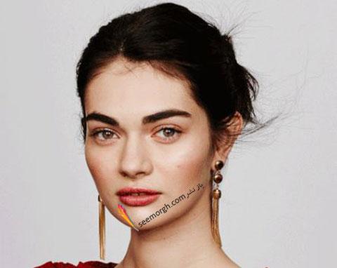مدل گوشواره به پیشنهاد مجله ال Elle برای تابستان 2016 - مدل شماره 6