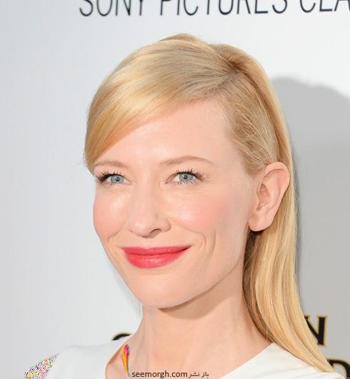 مدل مو باز برای تابستان 2016 به پیشنهاد کیت بلانشت Cate Blanchett