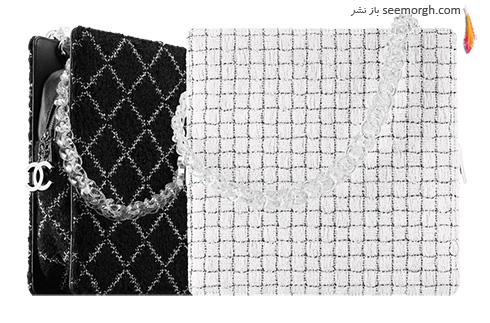 کیف دستی شنل Chanel برای تابستان 2016 -مدل شماره 3