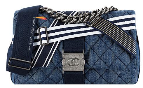 کیف دستی شنل Chanel برای تابستان 2016 -مدل شماره 9