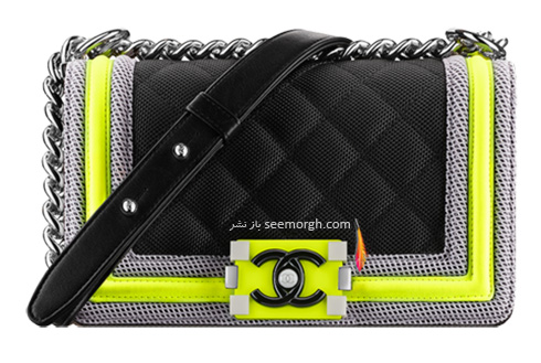 کیف دستی شنل Chanel برای تابستان 2016 -مدل شماره 13