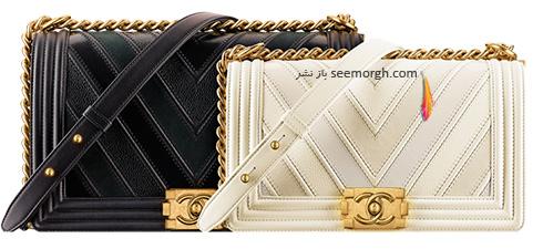 کیف دستی شنل Chanel برای تابستان 2016 -مدل شماره 14