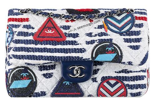کیف دستی شنل Chanel برای تابستان 2016 -مدل شماره 17