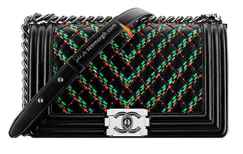 کیف دستی شنل Chanel برای تابستان 2016 -مدل شماره 19