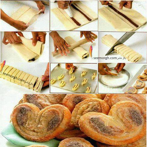 نان شکلاتی برای افطار ماه رمضان