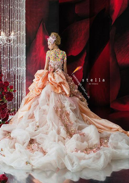 برترین مدل های لباس عروس کریستین دیور Christian Dior در دنیای مد - عکس شماره 1