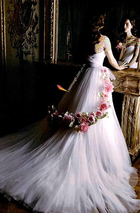 برترین مدل های لباس عروس کریستین دیور Christian Dior در دنیای مد - عکس شماره 3