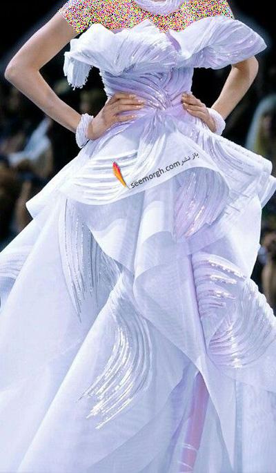 برترین مدل های لباس عروس کریستین دیور Christian Dior در دنیای مد - عکس شماره 6