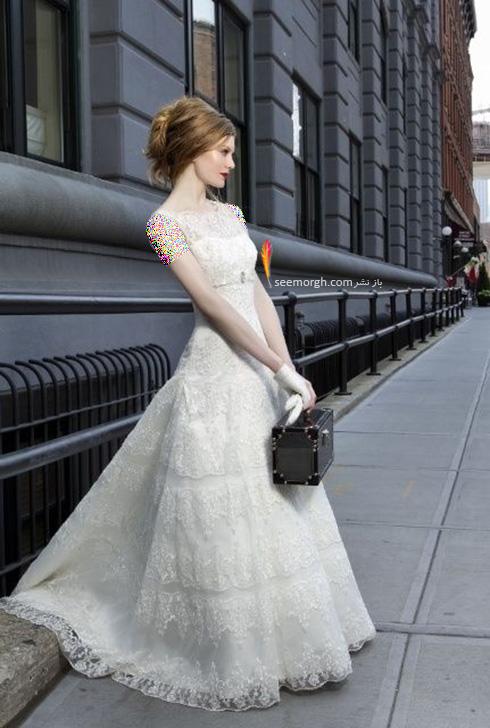 برترین مدل های لباس عروس کریستین دیور Christian Dior در دنیای مد - عکس شماره 8