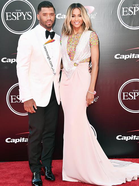 سیارا Ciara و راسل ویلسون Russell Wilson - عکس شماره 7