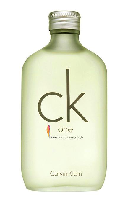عطر ck one از برند کلوین کلاین Calvin Klein