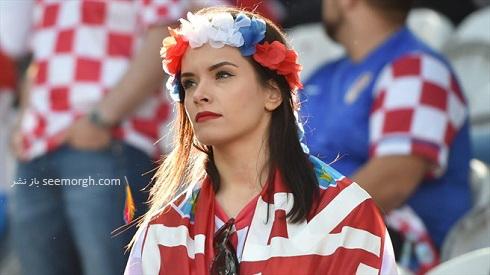 عکس دختران کرواسی در یورو 2016