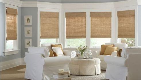 پرده های کرکره ای یا شید رول مناسب برای خانه های کم نور