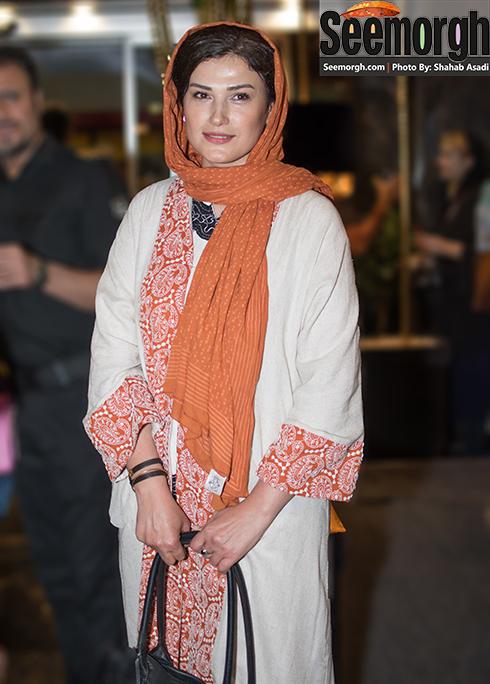 چهره لادن مستوفی بازیگر 43 ساله کشورمان