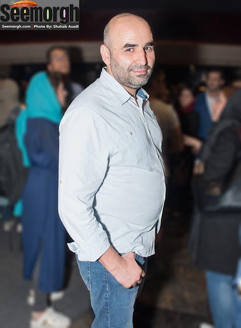 علی مسعودی دوست صمیمی رضا عطاران