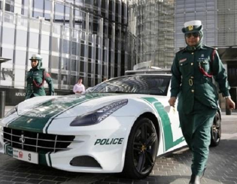 ظاهر زنان پلیس دوبی 2
