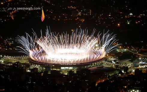 مراسم افتتاحیه المپیک 2016(7)