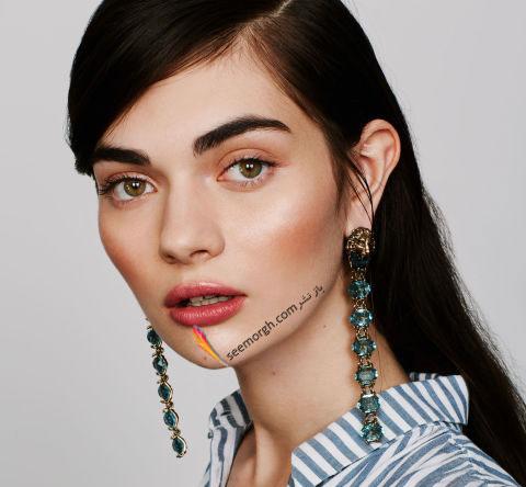 مدل گوشواره به پیشنهاد مجله ال Elle برای تابستان 2016 - مدل شماره 1