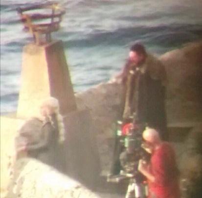 عکس لو رفته از فصل هفتم سریال بازی تاج و تخت