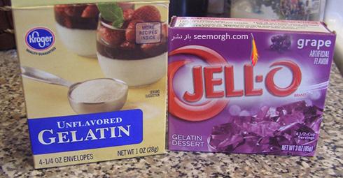 مواد لازم برای تهیه پاستیل خانگی