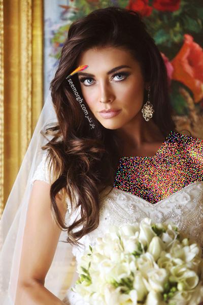 مدل مو عروس برای تابستان 2016 - مدل شماره 7
