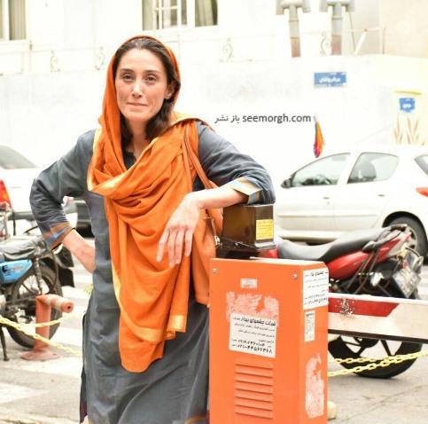 هدیه تهرانی در خانه هنرمندان
