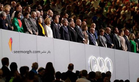 مراسم افتتاحیه المپیک 2016(8)