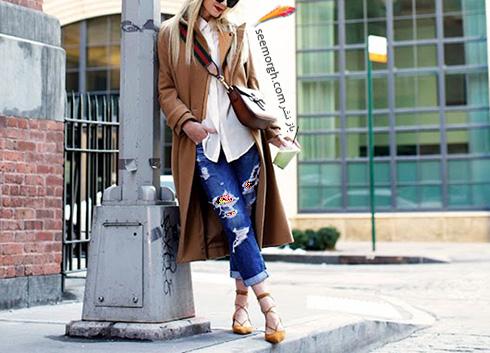 ست کردن مدل های مختلف شلوار جین با کفش - عکس شماره 2
