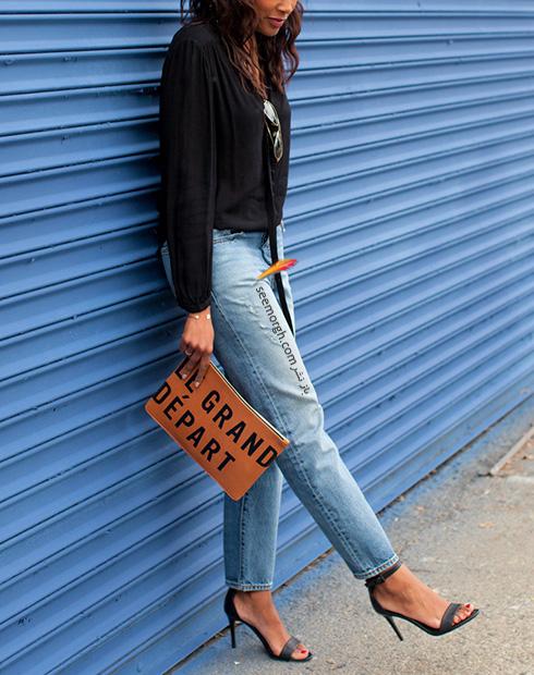 ست کردن مدل های مختلف شلوار جین با کفش - عکس شماره 5