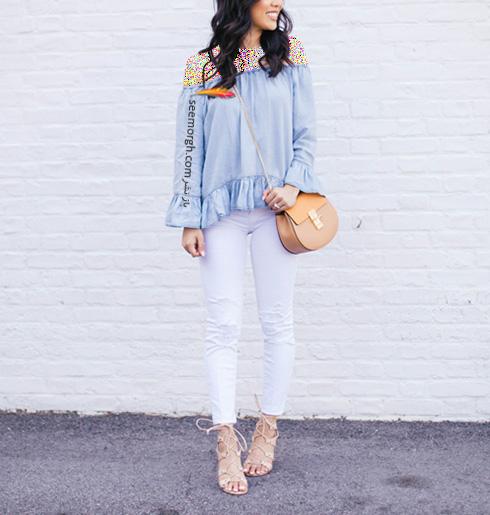 ست کردن مدل های مختلف شلوار جین با کفش - عکس شماره 7