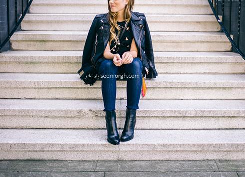 ست کردن مدل های مختلف شلوار جین با کفش - عکس شماره 9