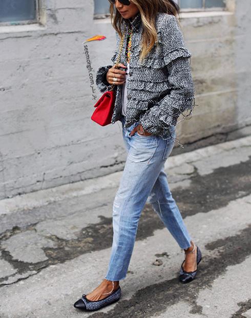 ست کردن مدل های مختلف شلوار جین با کفش - عکس شماره 12