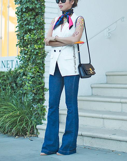 ست کردن مدل های مختلف شلوار جین با کفش - عکس شماره 13