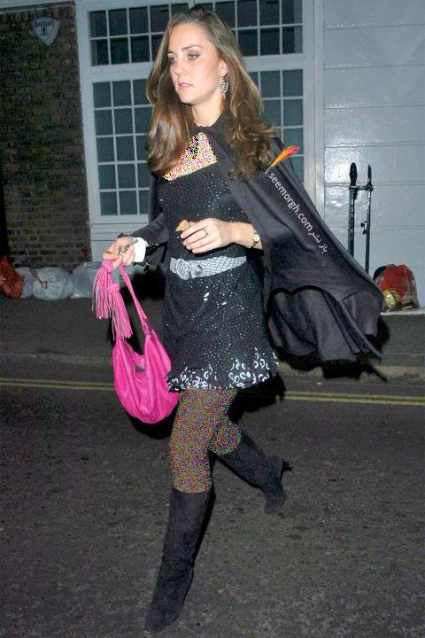 مدل لباس کیت میدلتون Kate Middleton در جشن هالووین 2007