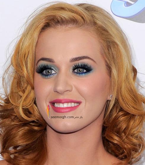 رنگ مو بلوند - مسی برای پاییز 2016 - کیتی پری Katy Perry