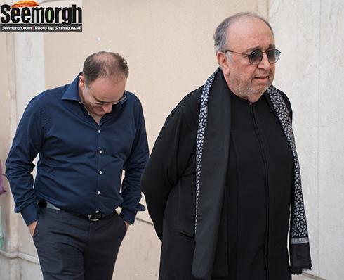 چهره غمگین بهمن فرمان آرا