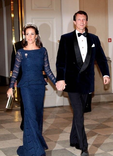 شاهزاده دانمارک و همسرش