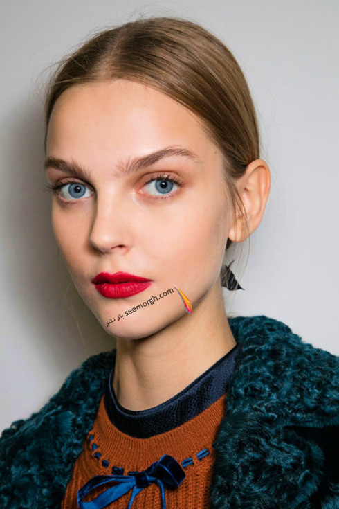 آرایش لب برای پاییز 2016 - رژ لب شماره 10