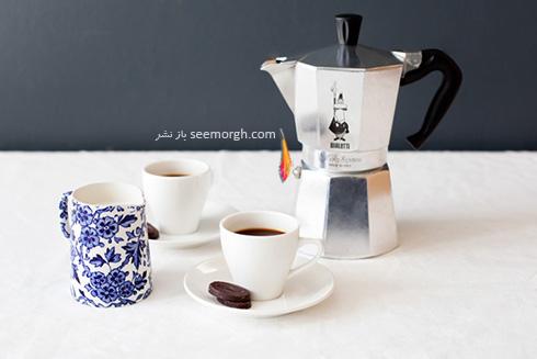 آموزش دم کردن قهوه با موکا پات Moka Pot