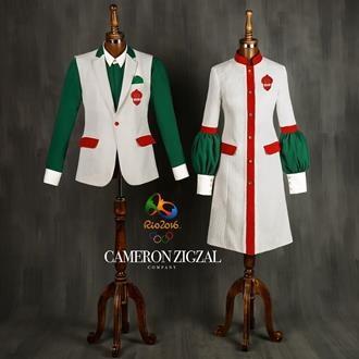 لباس های جدید کاروان ایران در المپیک 2016