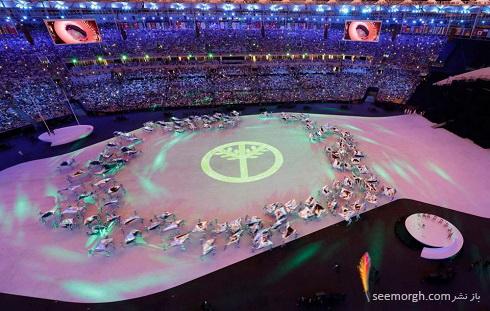 مراسم افتتاحیه المپیک 2016(13)