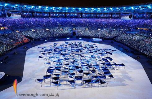 مراسم افتتاحیه المپیک 2016(1)