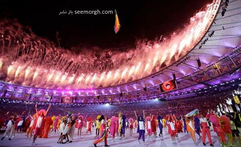 مراسم افتتاحیه المپیک 2016(14)