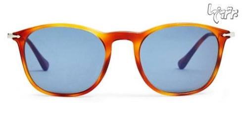 9 - Persol Design Sunglasses Orange