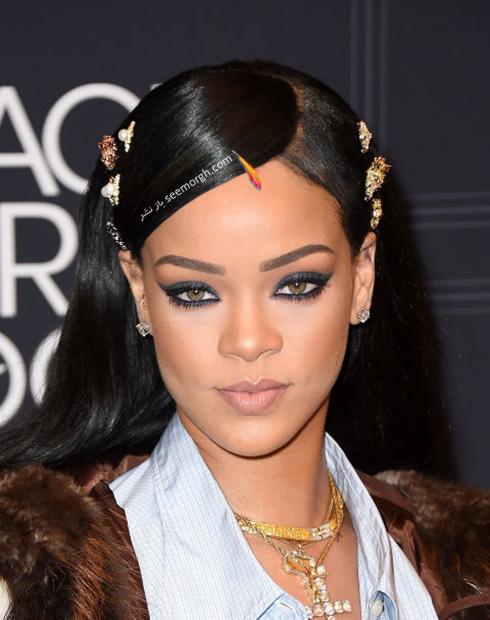 مدل مو ریحانا Rihanna برای پاییز 2016