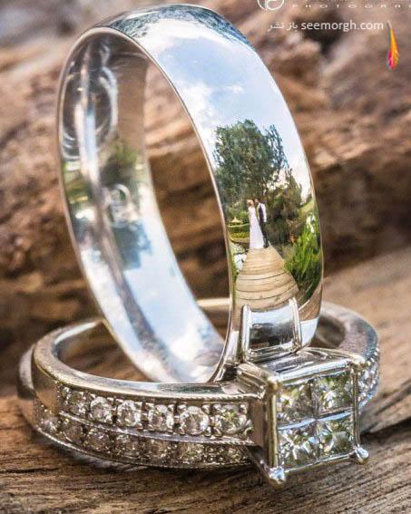 عکس های خاص از مراسم ازدواج